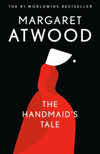 The Handmaid's Tale by Margaret Atwood book cover
