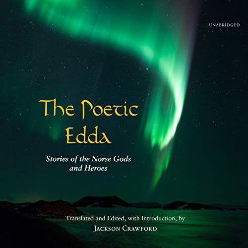 Couverture du livre audio de L'Edda poétique