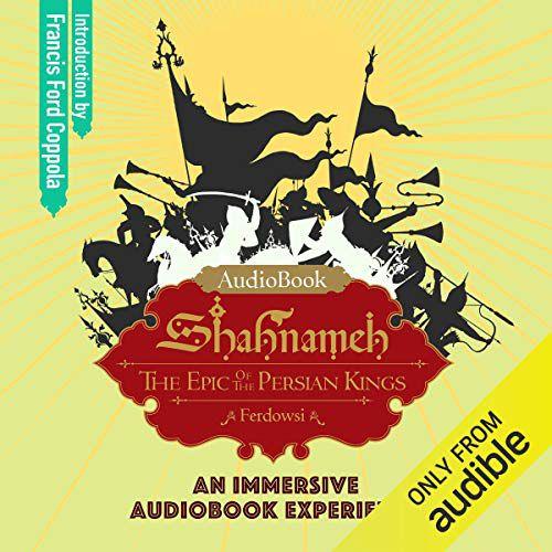 Couverture du livre audio de The Shahnameh