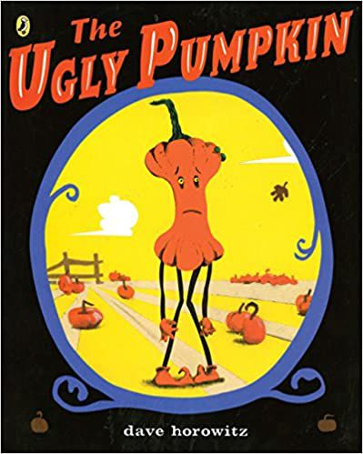 cover of the ugly pumpkin