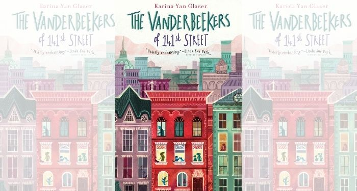 The Vanderbeekers book cover