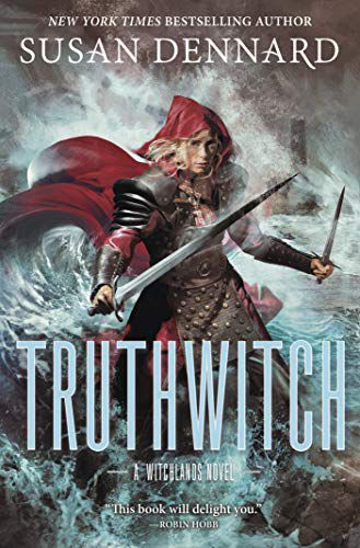 Cover image of Truthwitch by Susan Dennard