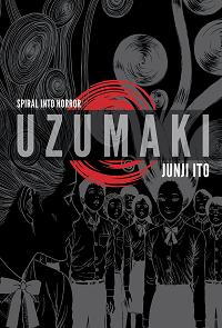 Uzumaki by Junji Ito book cover