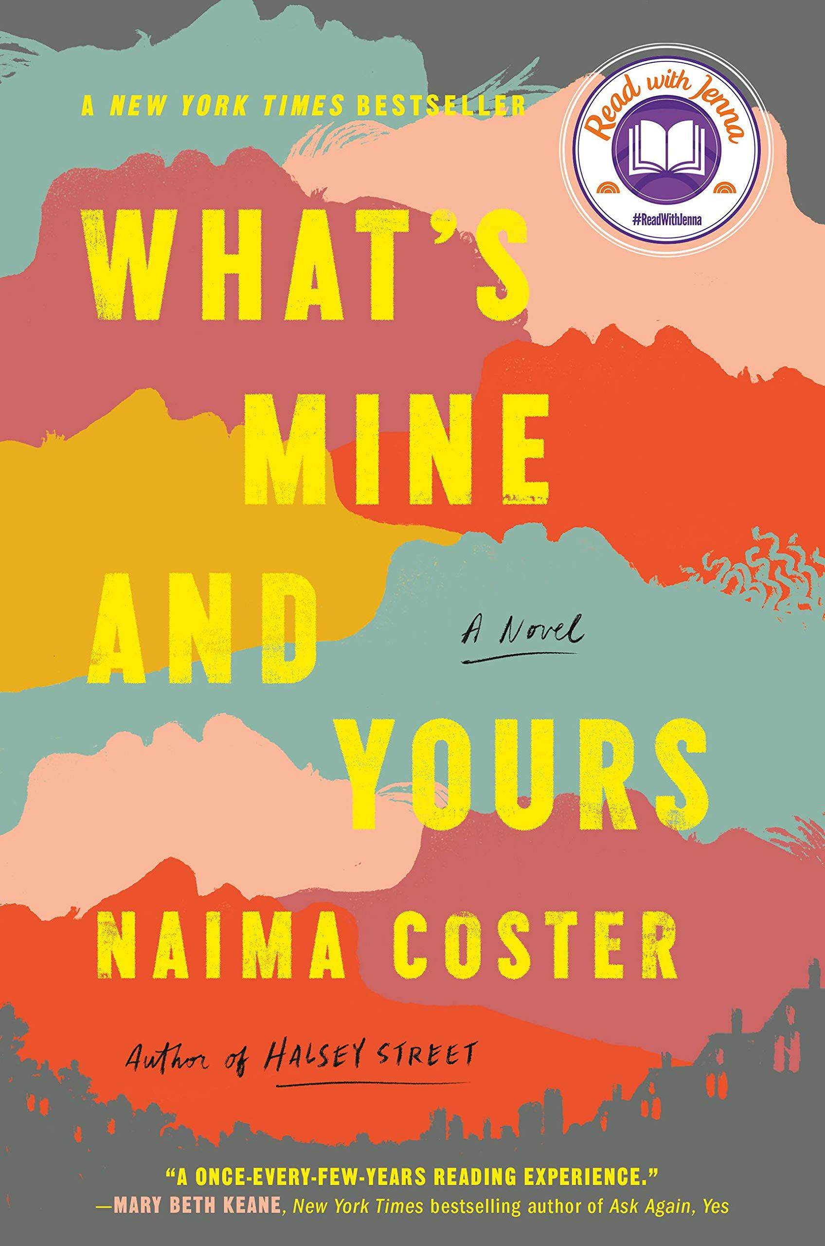what's mine and yours book cover