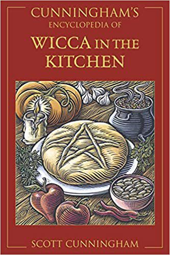 cover of Wicca in the Kitchen by Scott Cunningham