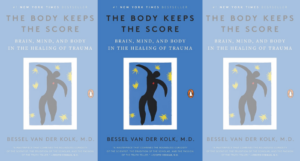 cover of the body keeps the score
