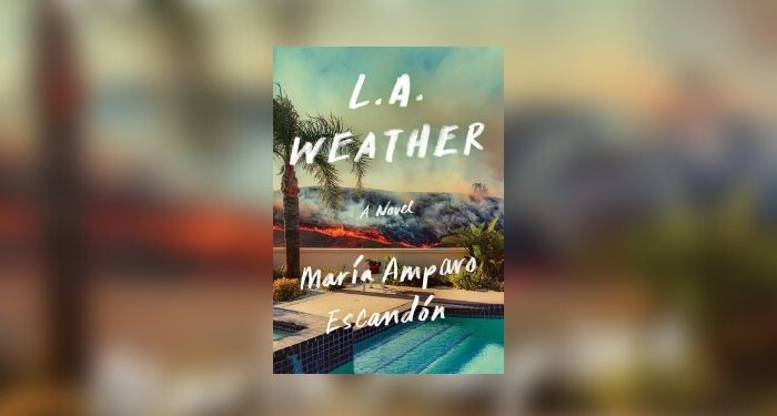 book cover of L.A. Weather
