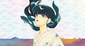 image from the Mermaid Saga manga by Rumiko Takahashi