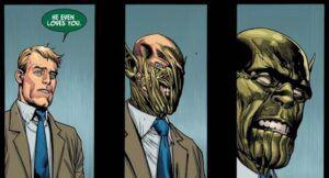 Panel from Secret invasion 1