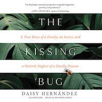 A graphic cover of The Kissing Bug by Daisy Hernández