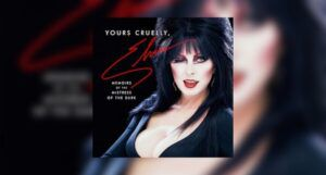 Cover of the audiobook for YOURS CRUELLY, ELVIRA