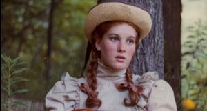 image of Anne of Green Gables from show