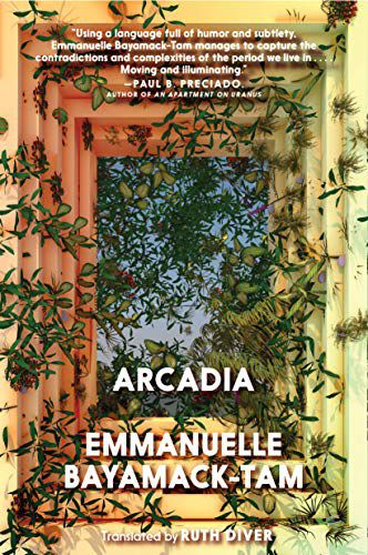 cover of Arcadia by Emmanuelle Bayamack-Tam