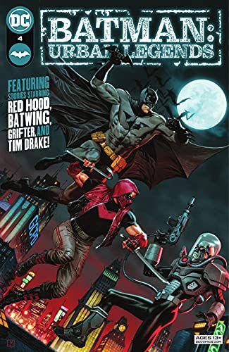 cover of Batman: Urban Legends #4