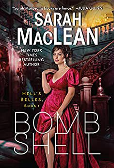 cover of Bombshell by Sarah MacLean