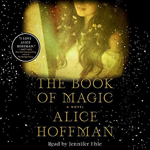 audiobook cover image of The Book of Magic