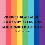 pinterest image for trans and genderqueer books