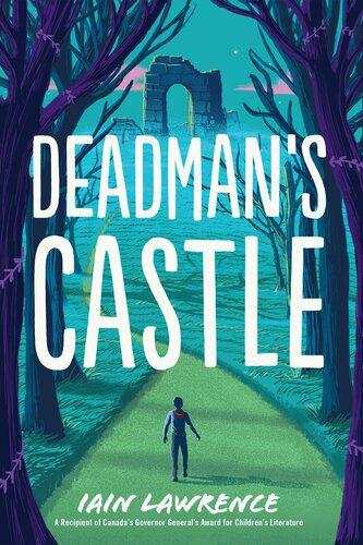 deadman's castle book cover