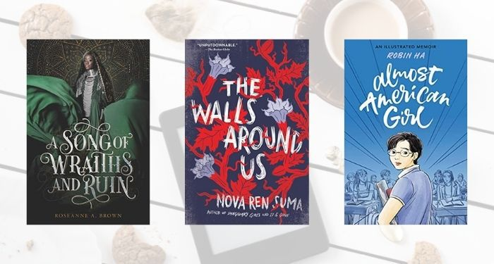 Book Riot's YA Book Deals of the Day: October 16, 2021