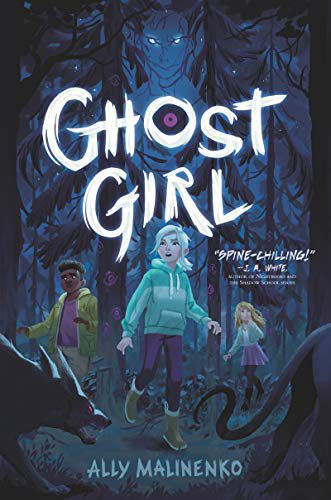 ghost girl book cover