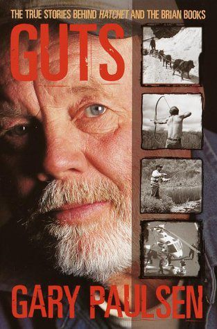 guts by gary paulsen book cover