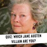 pinterest image for jane austen villain quiz