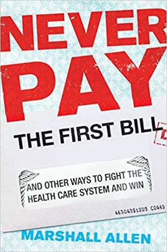 cover of Never Pay the First Bill