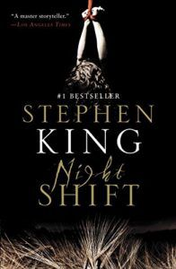 cover of Night Shift by Stephen King