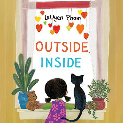 audiobook cover of Outside, Inside by Leuyen Pham