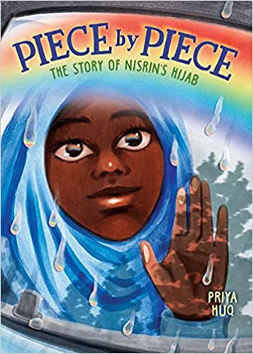 cover of Piece by Piece: The Story of Nisrin's Hijab