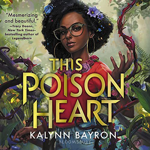 audiobook cover image of This Poison Heart