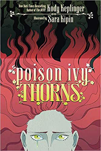 cover of Poison Ivy: Thorns by Kody Keplinger