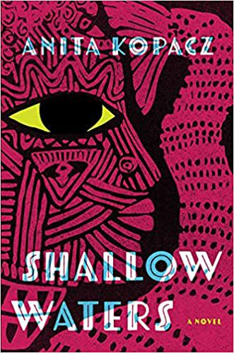 cover Shallow Waters by Anita Kopacz