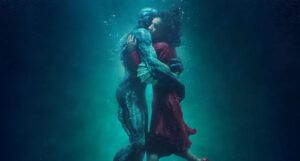 shape of water cropped movie poster