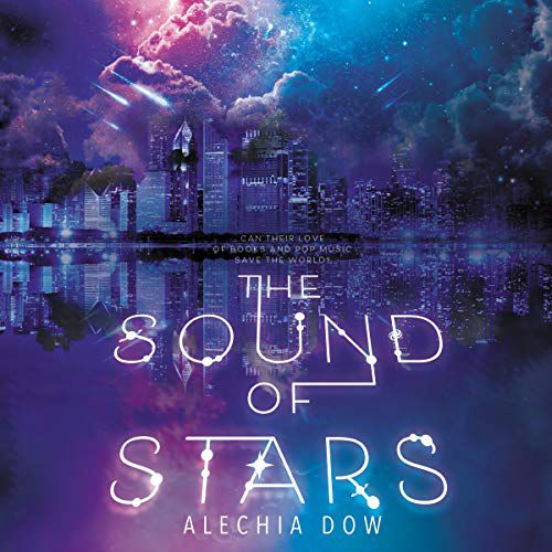 audiobook cover image of The Sound of Stars