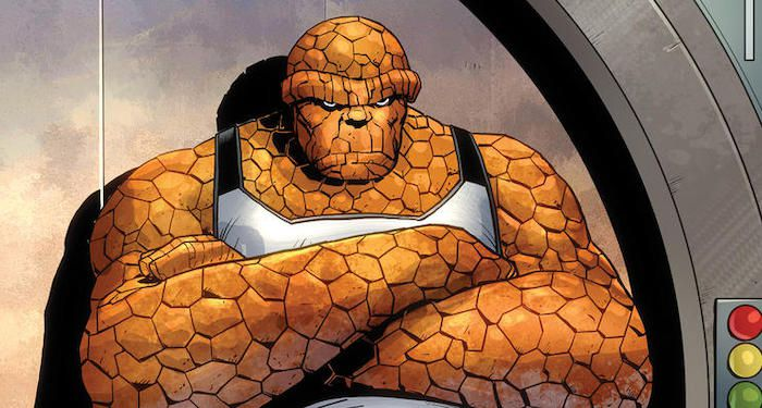 Who is The Thing? A History of One of Marvel's Oldest Heroes