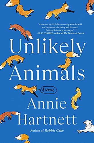 cover of Unlikely Animals