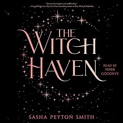 audiobook cover image of The Witch Haven