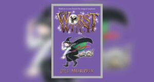 cover of The Worst Witch by Jill Murphy