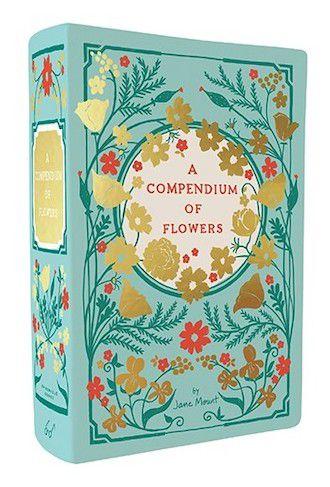 A Compendium of Flowers Book Vase