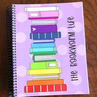 Bookworm Life Reading Planner