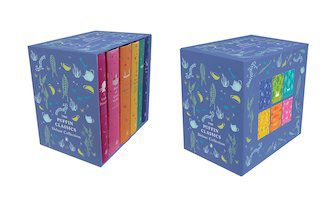 Puffin Hardcover Classics Boxed Set