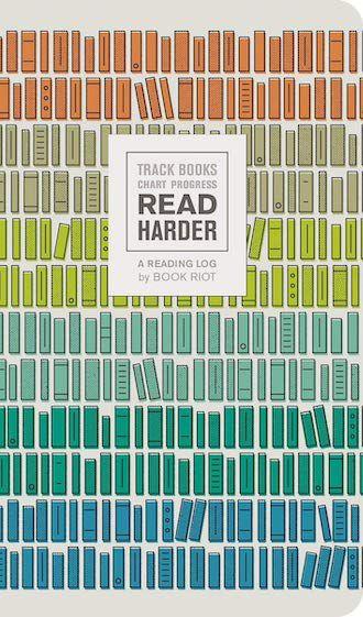Read Harder Journal